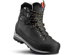 ALFA Glittertind Advance GTX W Mountain Boots Black