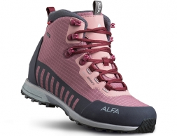 ALFA Kvist Advance GTX W Hiking Boots Rose