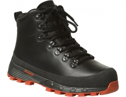 Bergans Trollhetta Lady Trekking Boots Leather Dermizax Black 2020