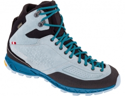 Дамски туристически обувки Dachstein Super Ferrata MC GTX WMN Sterling Dark Turquoise 2019