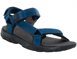 Jack Wolfskin Seven Seas 2 Men Sandals Poseidon Blue