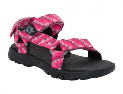 Jack Wolfskin Seven Seas 2 Kids Sandals Girl Tropic Pink 2019