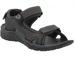 Jack Wolfskin Lakewood Cruise Sandals Men Phantom 2020
