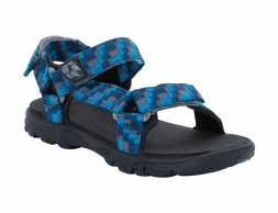 Jack Wolfskin Seven Seas 2 Kids Sandals Boy Glacier Blue 2019