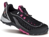 Kayland Alpha Knit WS GTX Women's Fast Hiking Shoes Black Pink 2021