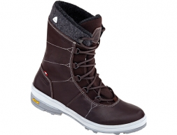 Dachstein Lotte WMN Winter Boots Dark Brown