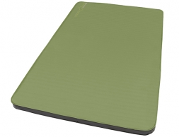 Outwell Dreamboat 7.5 Self-inflating Mat Double Green