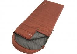 Outwell Sleeping bag Canella Lux Warm Red 2020