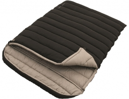 Outwell Sleeping bag Constellation Lux Double Brown 2020