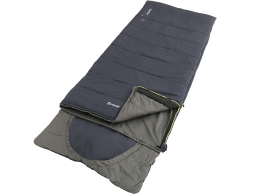 Outwell Contour Lux Deep Blue Sleeping Bag 2021