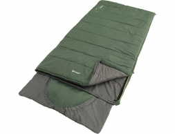 Outwell Contour Lux XL Sleeping Bag Green 2021