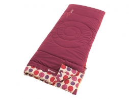 Outwell Sleeping bag Circles Kids Berry 2020