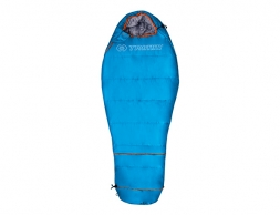 Trimm Walker Flex Junior Sleeping Bag Sea Blue / Orange 2021