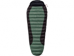 Warmpeace Viking 300 Down Sleeping Bag Green / Grey 2020